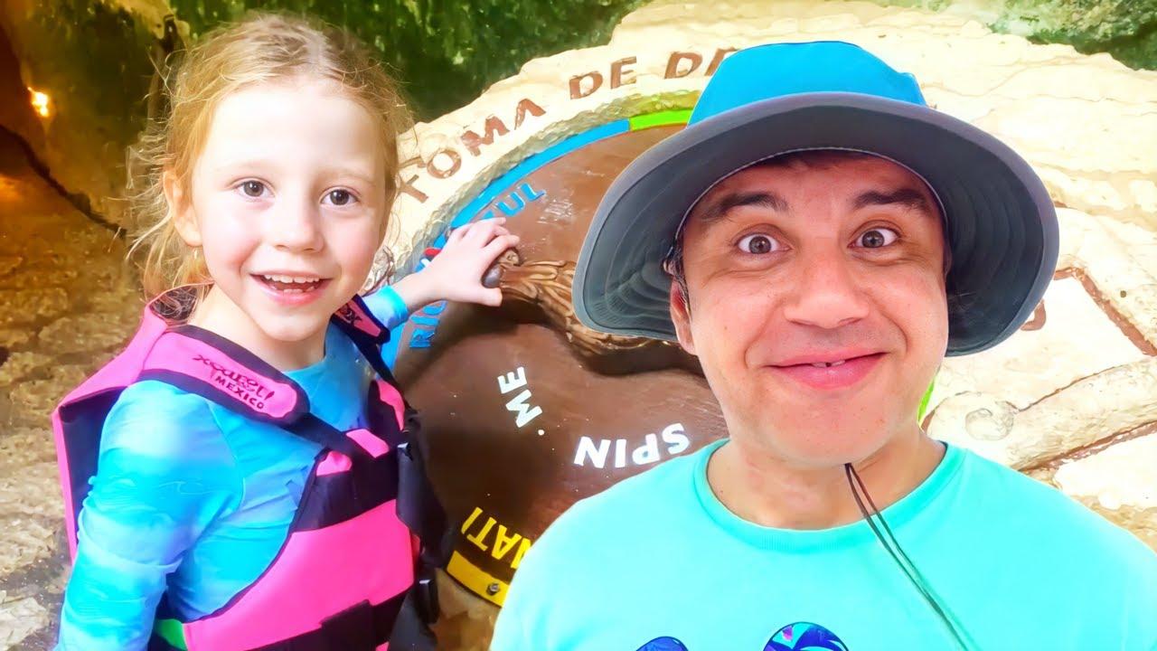 Nastya e uma divertida viagem em família, nova série de aventura para crianças