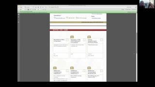 CDA Cursus Webinar7 (Portfolio How-to, Deel 1)