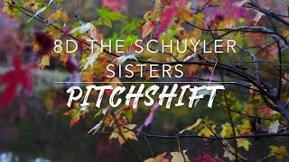 8D The Schuyler Sisters — Hamilton | PitchShift