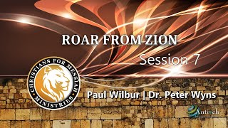 Roar From Zion Conference  Sunday Morning  Paul Wilbur