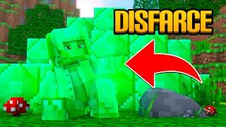 Minecraft: DISFARCE DE ESMERALDA - (Esconde-Esconde)