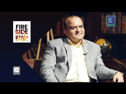 Surendra Pandey (Leader, Major Opposition Party, National Assembly) - Fireside   16 July 2018