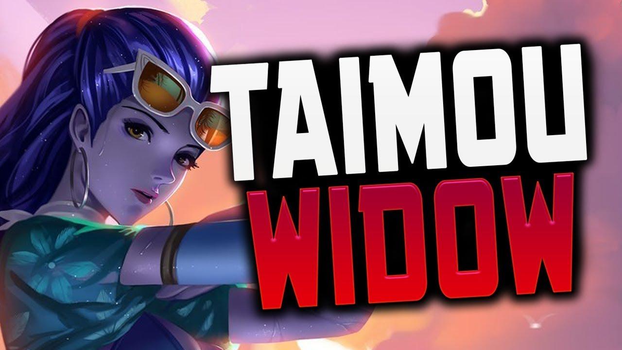 Widowmaker overwatch gameplay by EvansTubeTv - YouTube
