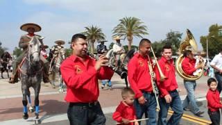 Desfile Perris - Dia del Charro