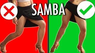 BASIC Samba Top 5 MISTAKES in Bota Fogo