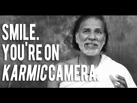 Karmic Camera: How Karma is Collected and How Karma Affects Your Life