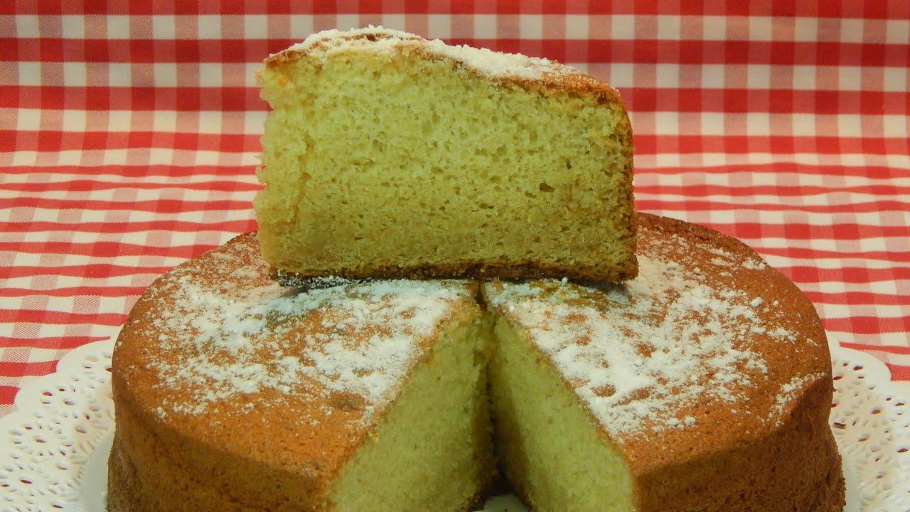 C mo hacer bizcocho de almendras esponjoso receta f cil for Bizcocho de yogur y almendra