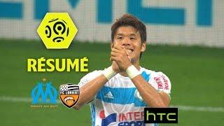 Olympique de Marseille - FC Lorient (2-0)  - Résumé - (OM - FCL) / 2016-17