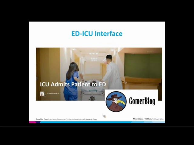 Better Boarding: Improving Care Delivery at the ED-ICU Interface