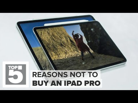 iPad Pro: Should you buy it? (CNET Top 5)