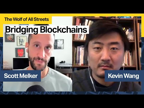 Bridging Blockchains with Kevin Wang, Nervos Co-Founder