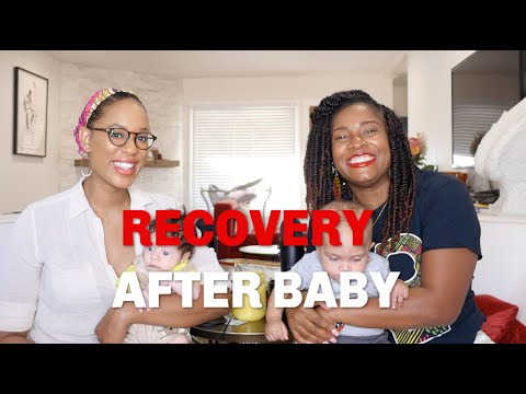 Recovering After Baby   That Chick Angel TV