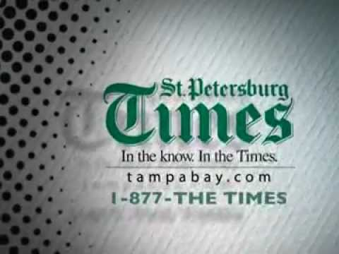 St. Petersburg Times - In the Know, In the Times