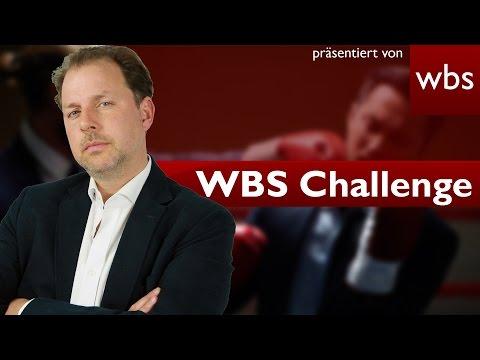 Challenge WBS: Ist Clickbait Betrug? | Rechtsanwalt Christian Solmecke