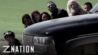 "Z NATION (Clips) | A Mother's Love Is Scary from ""Zombaby"" 