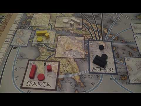 Pericles (GMT) Review