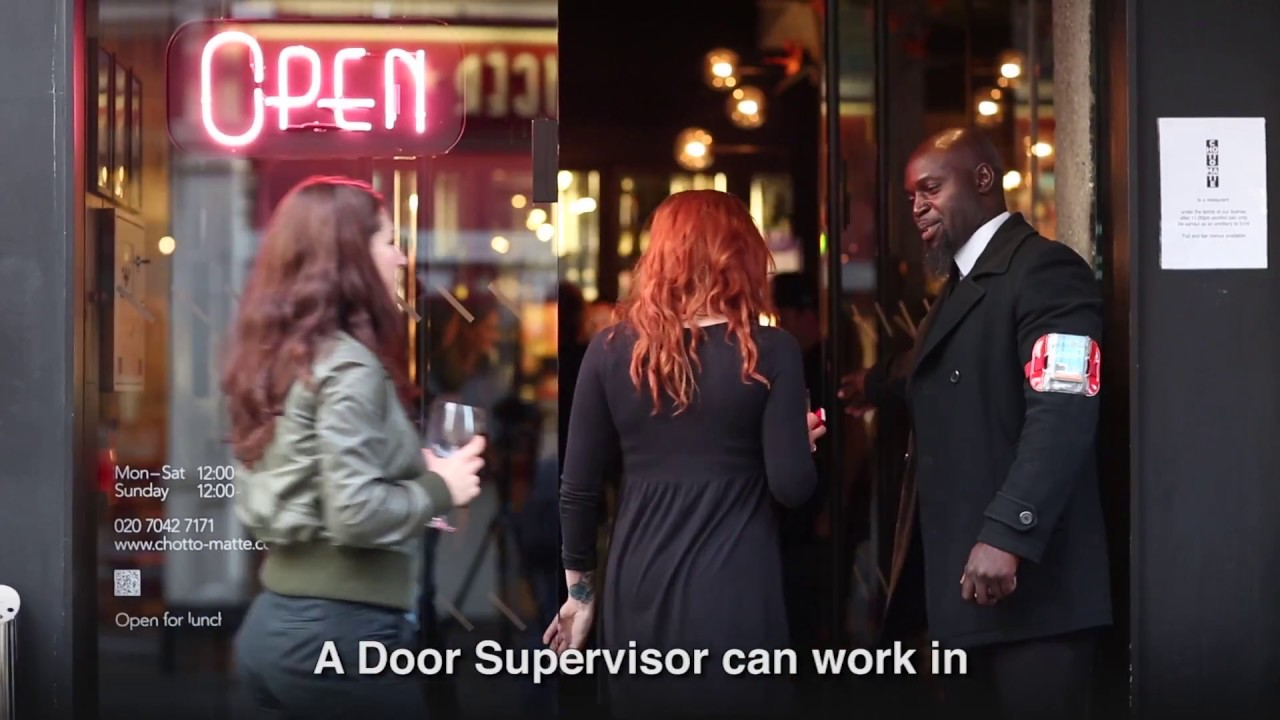 SIA Door supervisor course information  sc 1 st  YouTube & SIA Door supervisor course information - YouTube