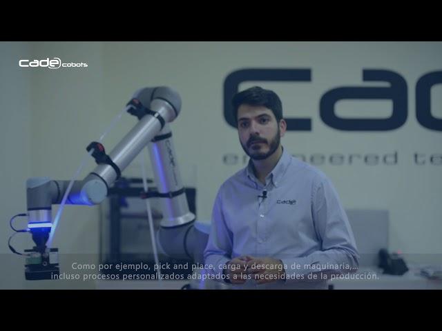 CADECOBOTS - LAS 4 PREGUNTAS MÁS FRECUENTES SOBRE ROBOTS COLABORATIVOS