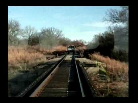Part 2 Burkburnett, TX to Tipton, OK speeder run