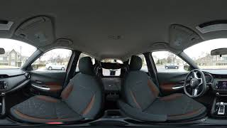 2018 Nissan Kicks SR CVT Interior 360 Video