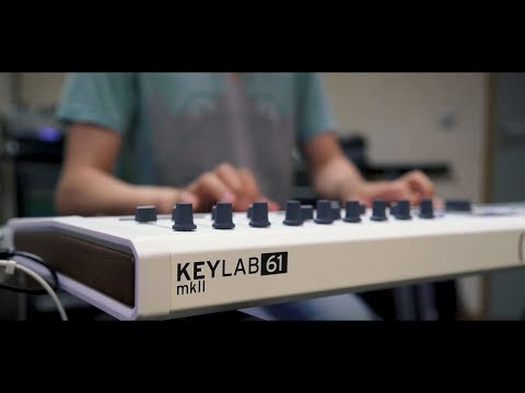 Arturia announces KeyLab MkII