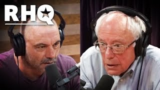 "Joe Rogan Endorses Bernie, ""Woke"" Liberals Flip Out"