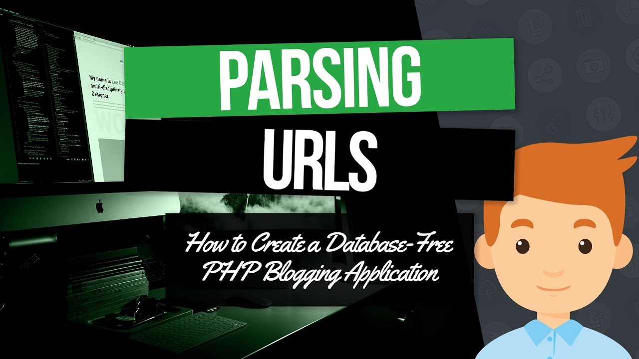 PHP Blogging Application: Parse URLs and Determining Content Types