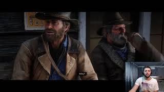 ვთამაშობ Red Dead Redemption 2