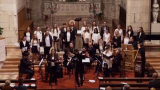 Te deum laudamus - Antonio Sacchini - Singakademie Carinthia - Michael Paumgarten
