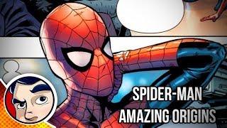 "Spider-Man Amazing Origin ""The Brand New Updated Origin!"" - Origins"