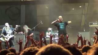 DOWN-Pillars Of Eternity LIVE Greece Athens 2013