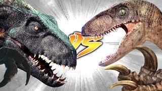 INDORAPTOR VS UTAHRAPTOR [Who Would Win?]
