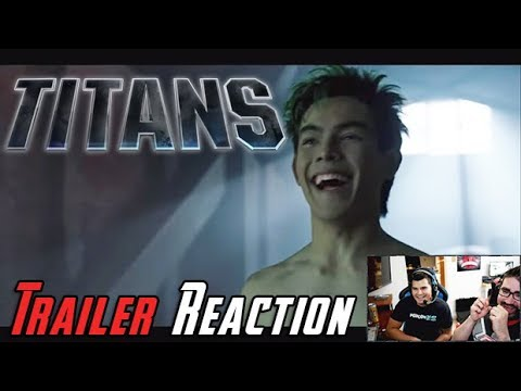 DC Titan's Now on Netflix + Final Full online - Angry Reaction!