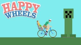 Happy Wheels - Minecraft World