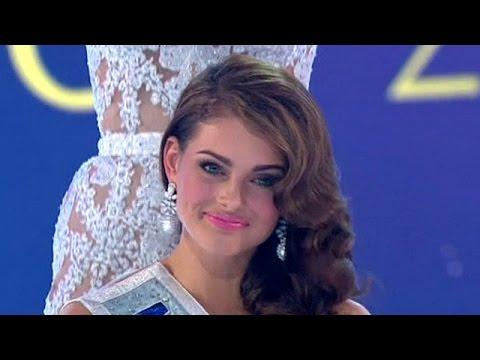 ملكة جمال جنوب أفريقيا تتوج ملكة لجمال العالم 2014