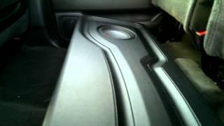 15' Silverado Underseat Enclosure By Kyle Golden