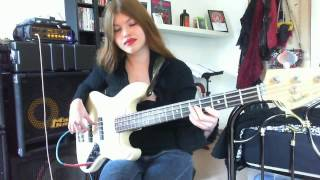 Can't get enough - Bad Company (Bass Cover)