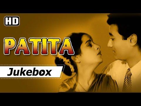 Patita 1953 Songs HD   Dev Anand  Usha Kiran  Agha  Shankar Jaikishan Hits