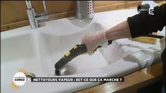 Nettoyeurs vapeur : est-ce que ça marche ?