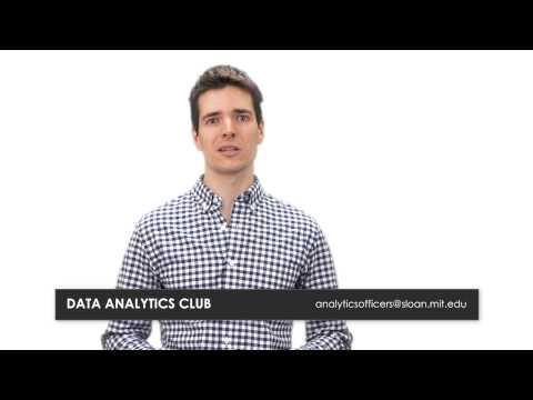 MIT Sloan Data Analytics