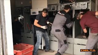 DELTA Automatisme - Remplacement Tableau Haute Tension (HTA)