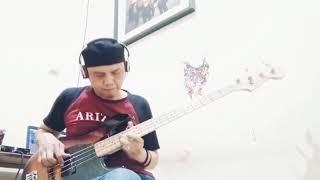 Kubangga mencintaimu stinky bass cover