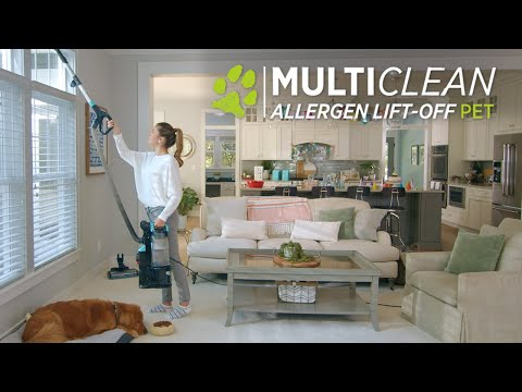 MultiClean™ Allergen Lift-Off® Pet Feature Overview