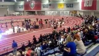 2015 UNLV Track and Field 4x400 relay (Mountain West Conference Indoor Championships)