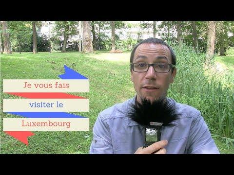 Connaissez vous la capitale du Luxembourg ?