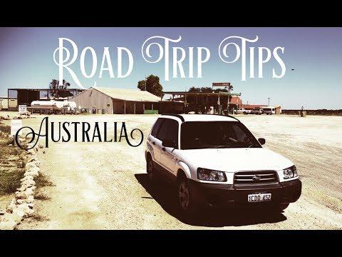 Road Trip Tips Australia