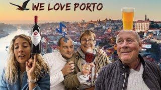 Getting DRUNK in Porto 🇵🇹🍻