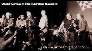 CRAZY CAVAN & THE RHYTHM ROCKERS - Rockabilly Rules OK - Cruisers Spring Bounce 2013