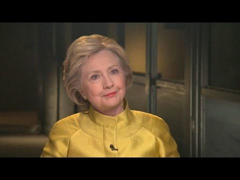 Hillary Clinton on State of the Union: Full Interview
