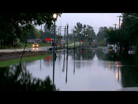 VIDEO: Flooding in Horry County, SC